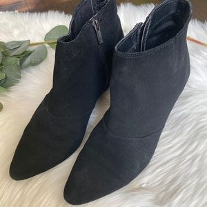 Kenneth Cole Reaction Suede Bootie